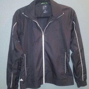 Adidas Climacool black golf jacket